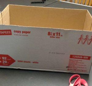 s 10 free storage ideas using cardboard boxes, storage ideas