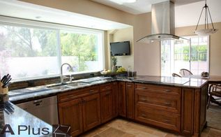 dana point kitchen entertainment center remodel, entertainment rec rooms, home improvement, kitchen cabinets, kitchen design