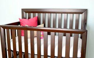 vintage modern nursery, bedroom ideas, home decor, painted furniture