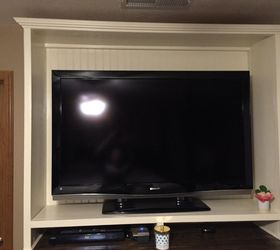 Diy Dual Purpose Bedroom Entertainment Center Tv Stand, Bedroom Ideas,  Entertainment Rec Rooms,