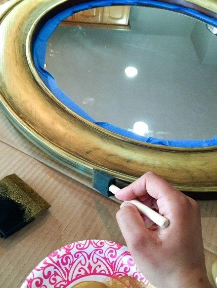 Diy Nautical Porthole Mirror Hometalk