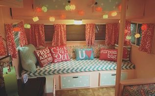 let s go glamping , flooring, home decor, home improvement, outdoor living, painting, small home improvement projects, Who wouldn t want to hang out here