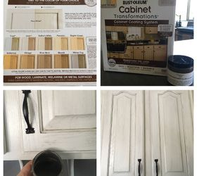Oak Update, Kitchen Cabinets, Painting Cabinets