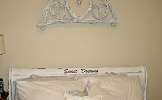 wicker wedding direction, how to, painted furniture, repurposing upcycling, wall decor