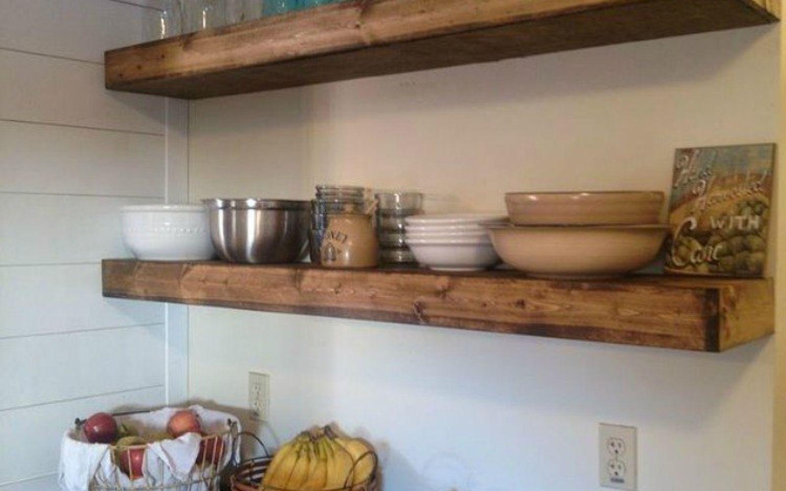 Space Saving Kitchen Ideas 12 space saving hacks for your tight kitchen | hometalk