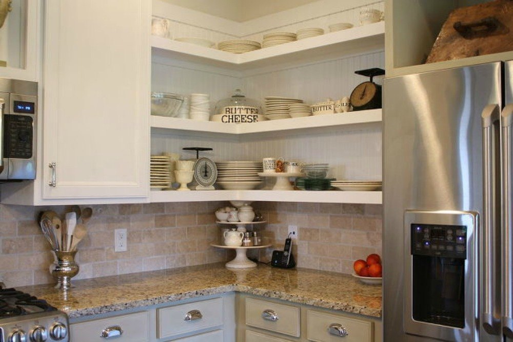 12 space saving hacks for your tight kitchen hometalk for View kitchens ideas