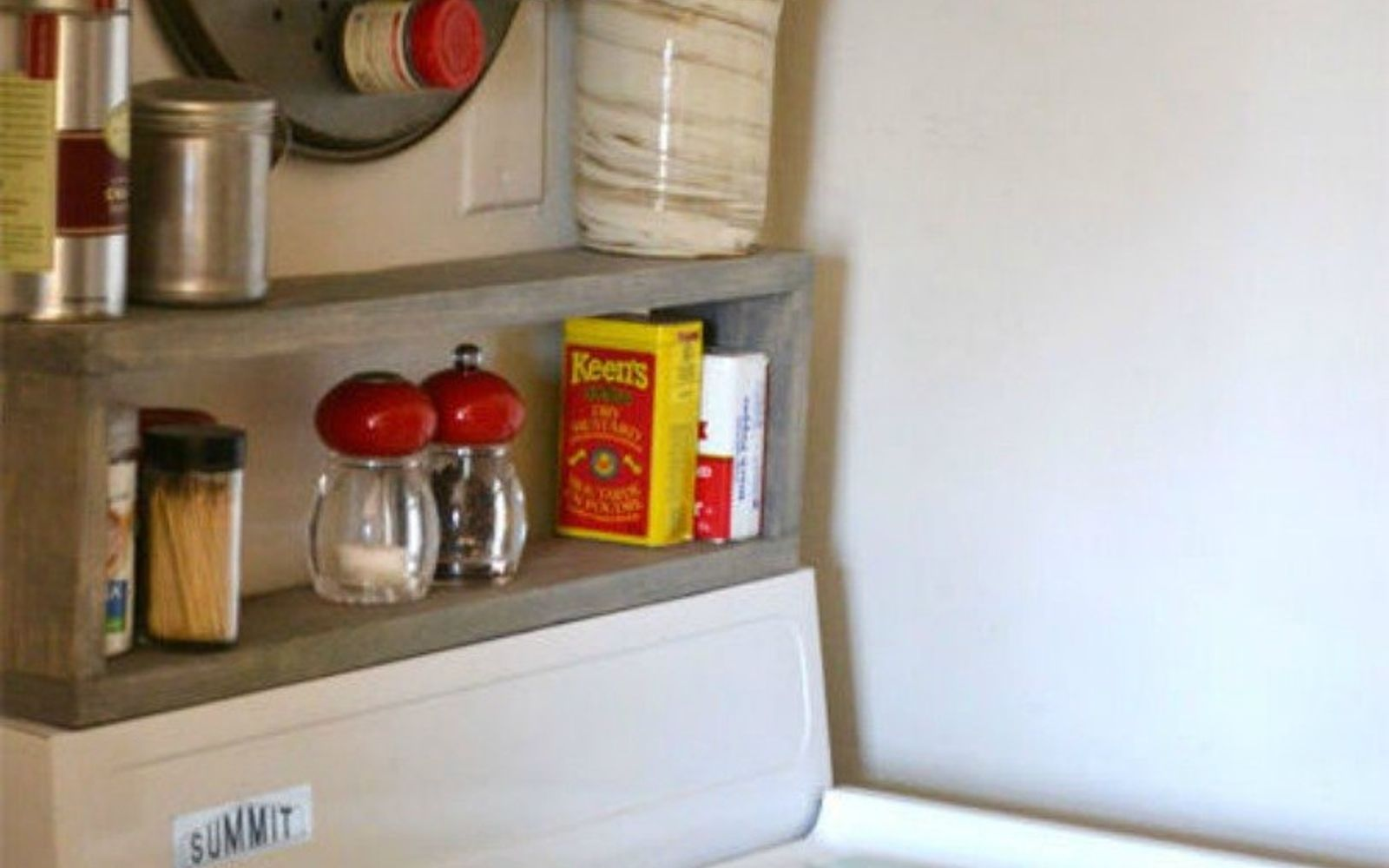 Design For Kitchen Shelves: 12 Space Saving Hacks For Your Tight Kitchen