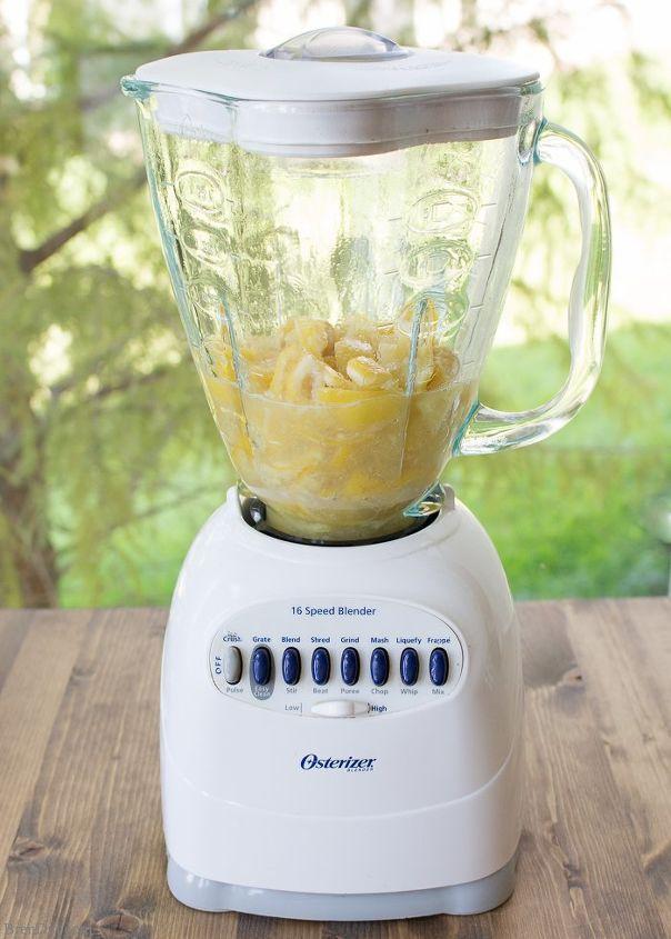 Fresh Lemon Homemade Dishwasher Detergent   Hometalk