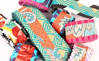 scrap buster ribbons, crafts, how to, repurposing upcycling