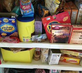 Organizing a Small Pantry Hometalk