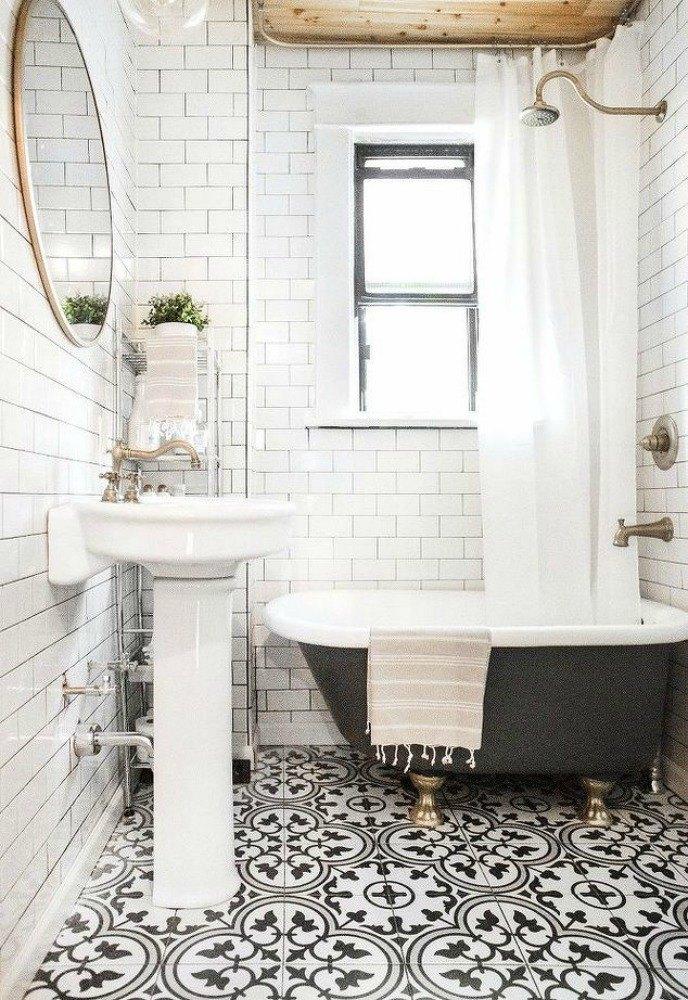 14 Mesmerizing Ways To Use Tile In Your Bathroom Hometalk