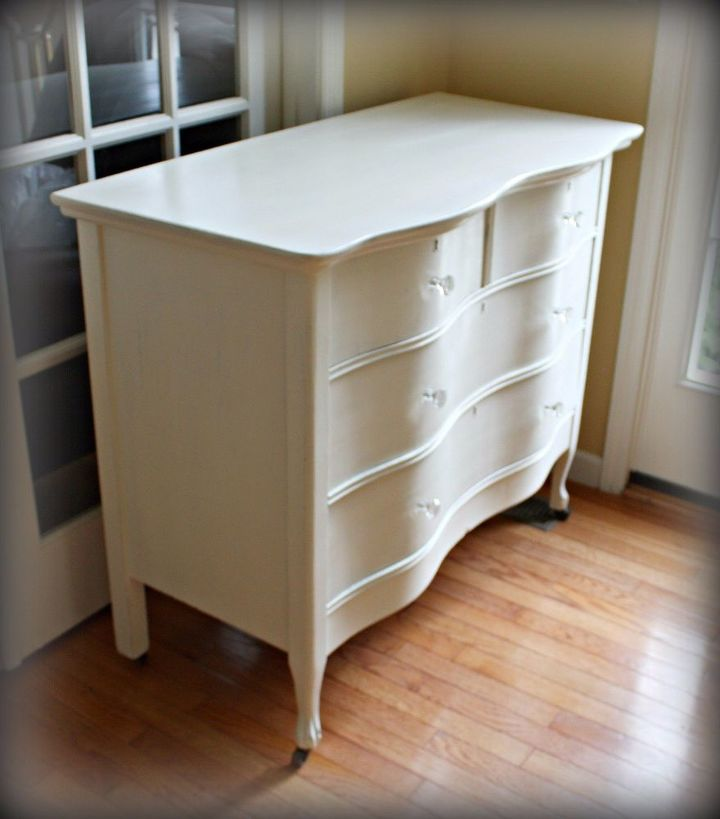 Vintage Dresser Gets A Makeover Hometalk