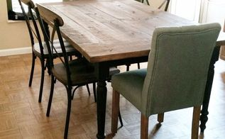 100 non toxic way to recreate a salvaged wood finish, how to, painted furniture, Salvaged Heart Pine finish recreated