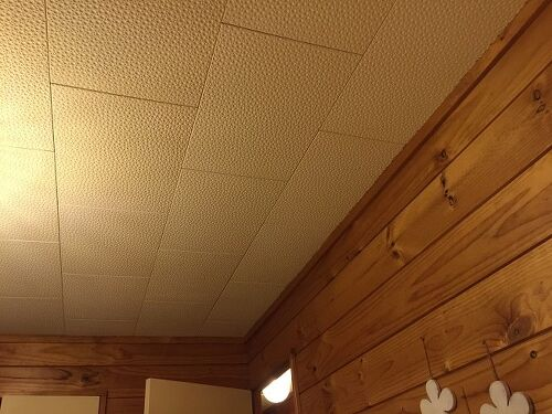Redoing This Ceiling And Walls Hometalk