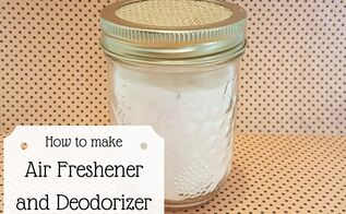 natural air freshener and deodorizer, cleaning tips, go green, how to