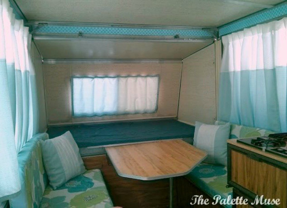 10 Incredible Camper Makeovers You Ll Wish You D Seen