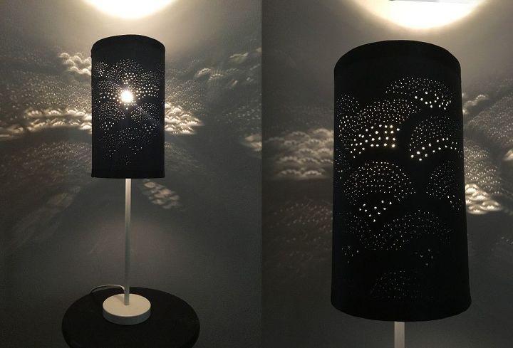Moroccan Wall Lamp Shades : Moroccan Lamp Shade Hometalk
