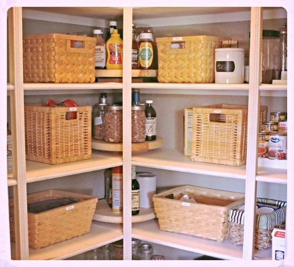 These Are the Pantry Organizing Hacks That