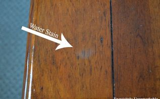 iron your coffee table to make it perfect again, cleaning tips, furniture cleaning, how to