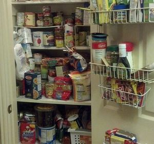 s these are the pantry organizing hacks that you ve been waiting for, closet, organizing