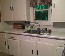q back splash and counter top help , cosmetic changes, countertops, home improvement, kitchen backsplash