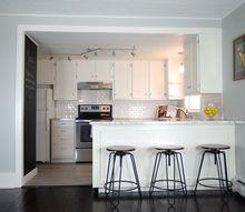 kitchen transformation for 1300, countertops, home improvement, kitchen cabinets, kitchen design, painting