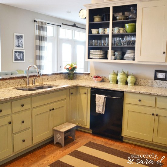 Can White Kitchen Cabinets Be Repainted: Why I Repainted My Chalk Painted Cabinets