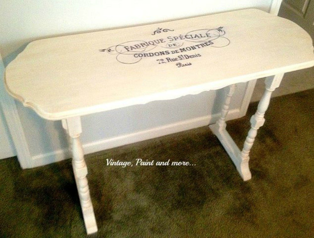 12 Wildly Creative Ways To Use Your Old Sewing Table