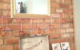 fireplace makeover using chalk paint, chalk paint, fireplace makeovers, fireplaces mantels, painting