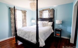master bedroom redo before after, bedroom ideas, home decor