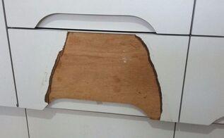 q reattaching veneer , home maintenance repairs, minor home repair, We have the missing piece