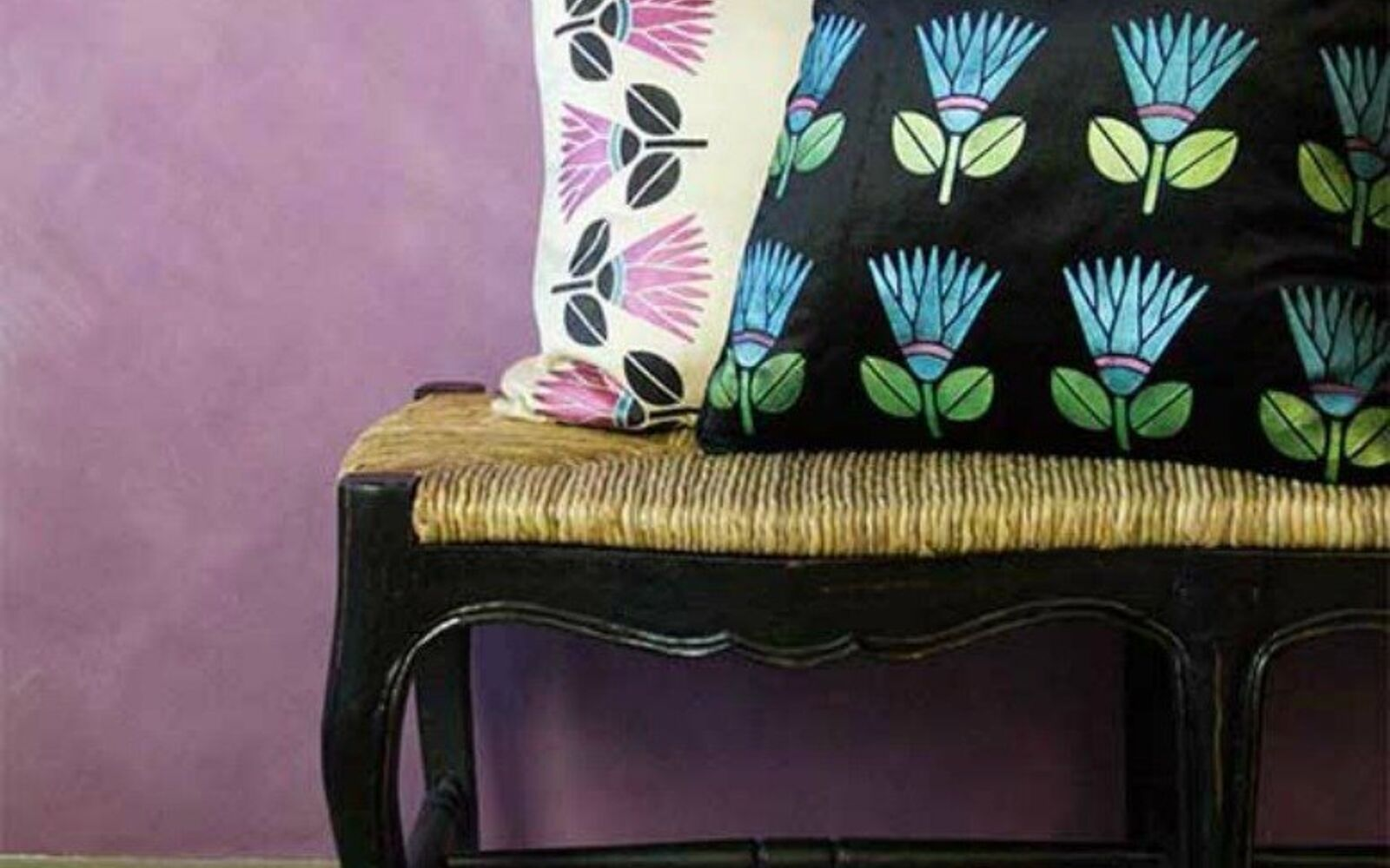 s 14 glamorous ways to upgrade your home using stencils, home decor, Incorporate African vibes with pillows