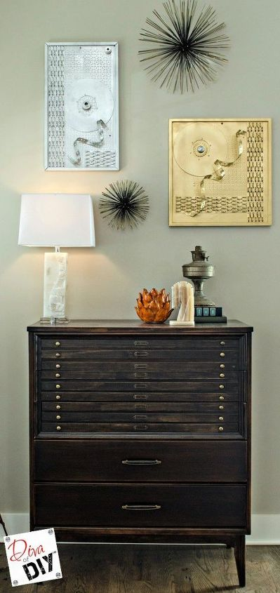 Create Your Own Wall Art With Recycled Materials | Hometalk