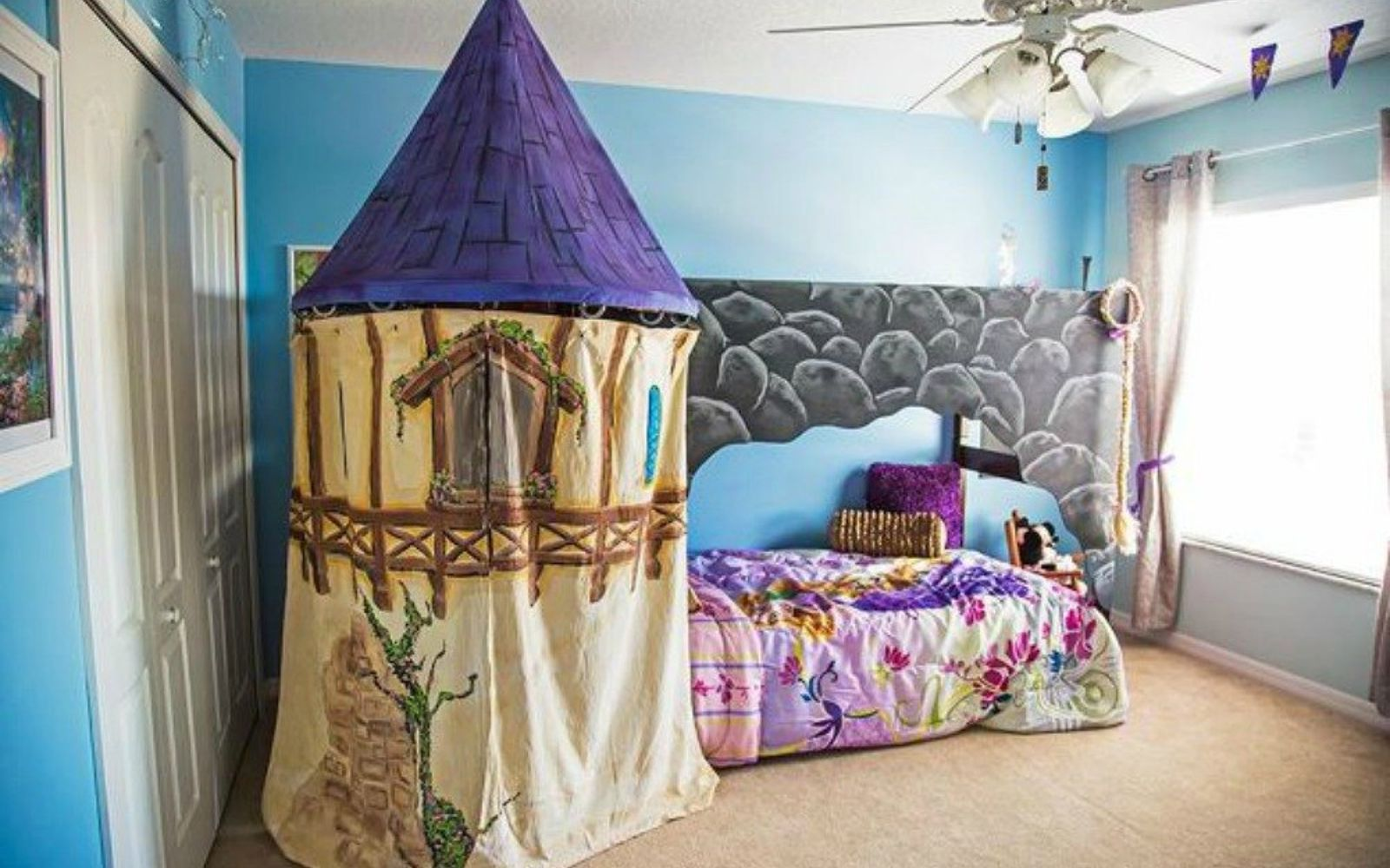 Coolest Room Ideas give your kids the coolest bedrooms with these 13 jaw-dropping