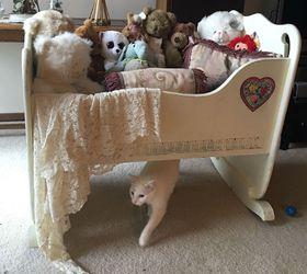 Re-purposed Baby Cradle  Hometalk