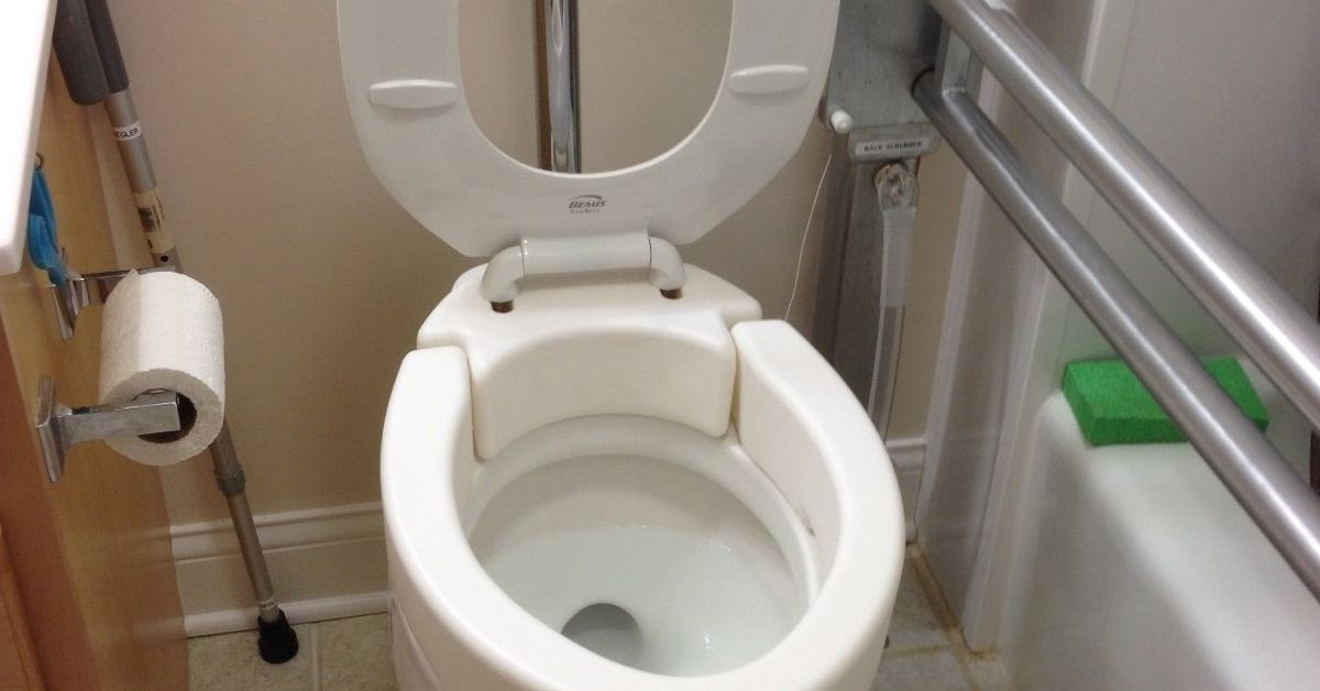 Homemade Toilet Seat Hometalk