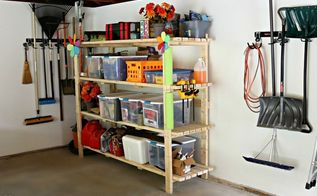 get ready for winter with garage storage , garages, storage ideas