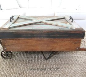 Hand Coffee Table Part - 30: Upcycled Hand Cart Coffee Table, Home Decor, Painted Furniture, Pallet,  Repurposing Upcycling