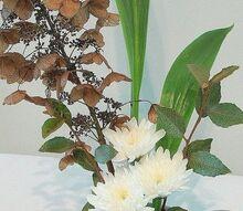 ikebana inspired floral arranging is easy , flowers