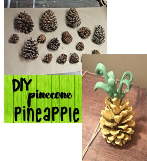 party like a pineapple, crafts, how to, painting