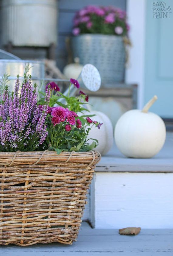 Fall Porch Makeover Hometalk