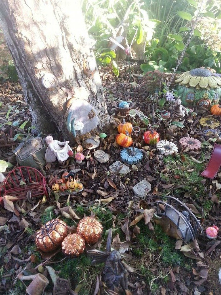 neighbors giggle    halloween fairy garden ideas hometalk