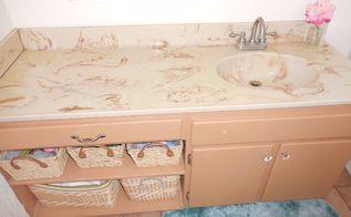 bath vanity makeover, bathroom ideas