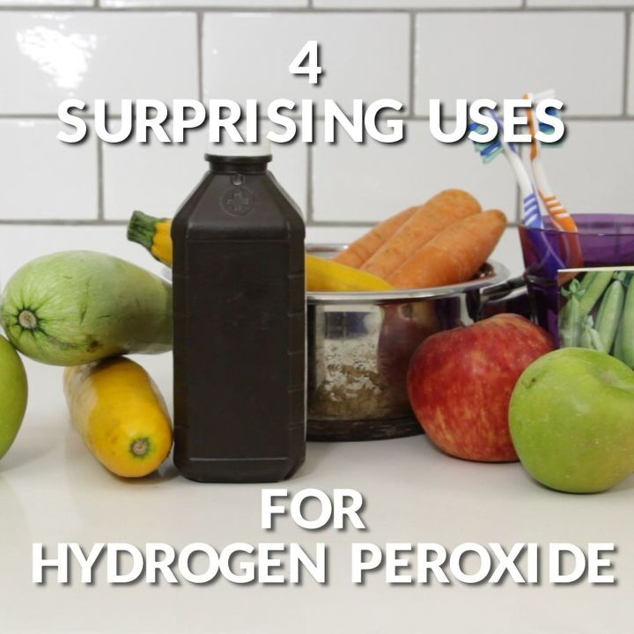 4 surprising uses for hydrogen peroxide hometalk. Black Bedroom Furniture Sets. Home Design Ideas