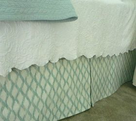 Design Your Own Bed Skirt