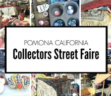 downtown pomona collectors street faire, closet, crafts, repurposing upcycling
