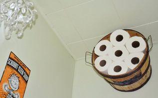 upcycled fruit basket, crafts, storage ideas