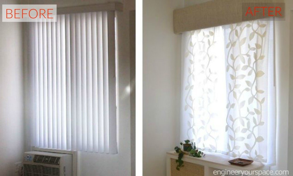 15 window curtain ideas for under 15 hometalk for Home decorators blinds