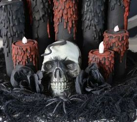 Decorating Ideas > Grab Toilet Paper For These Halloween Ideas  Hometalk ~ 071241_Halloween Decoration Ideas Paper