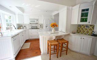 complete white kitchen remodel huntington beach, home improvement, kitchen design